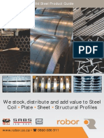 Mild Steel Product Guide 25
