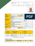 CV Form_KMG Rompetrol - Romania_RO Ioan Chitul