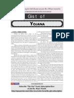 UPSCPORTAL Gist of Yojana April 2014
