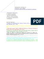 Kelainan Kongenital pada Tuba Eustachius + Daftar Pustaka