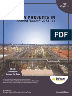 New Projects in Andhra Pradesh 2013-14