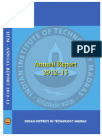 IITM-Annual Report-2012