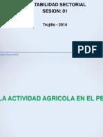Agricola en El Peru