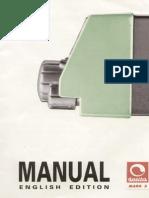Danita - Mk 5 CB radio- User Manual