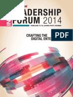 NASSCOM India Leadership Forum 2014 ONLINE