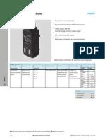 SDE1 Pressure Sensor