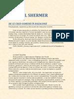 Michael Shermer-De Ce Cred Oamenii in Bazaconi