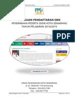 Panduan Pendaftaran SMK