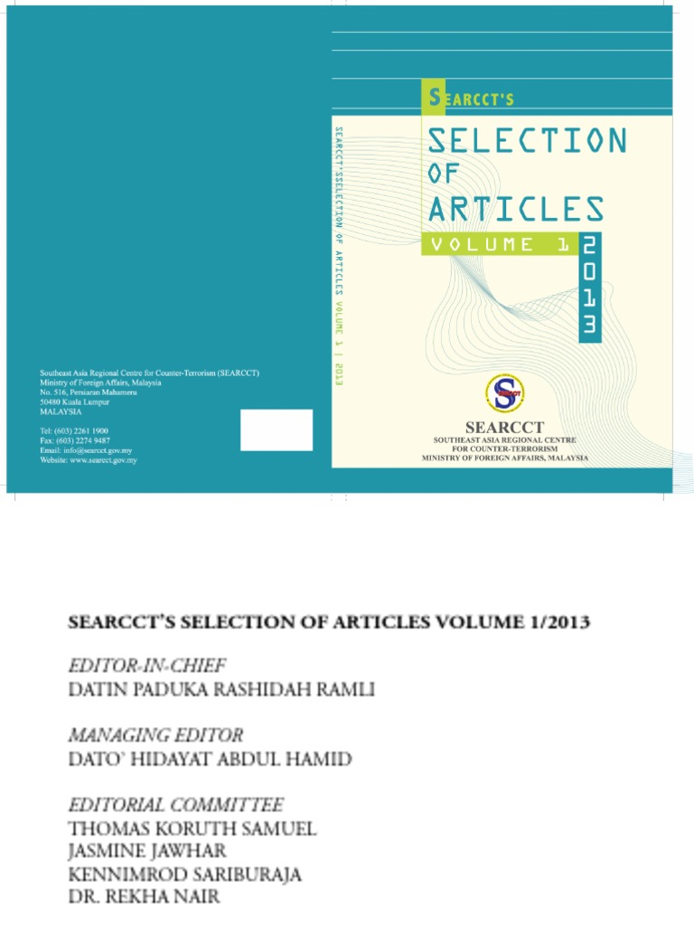 Product selection: a selection of articles