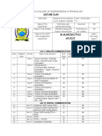 Lecture Plan ADC
