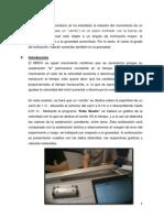 Física i - Laboratorio 02