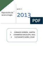 Monografia Hemorragia Intracraneal FINAL