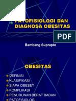 Patofisiologi Dan Diagnosa Obesitas