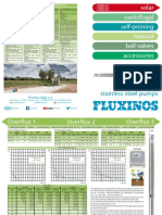 Solar pumps - Overflux 1, Overflux 2, Overflux 3