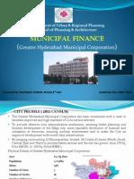 Ghmc Budget