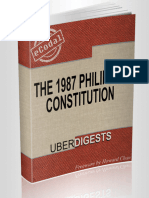 The 1987 Philippine Constitution - Howard Chan