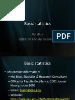 Basic Statistics 9 19 2013