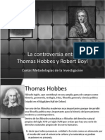 Thomas Hobbes Robert Boyl
