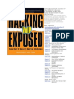 Hacking Exposed 2 - VoIP