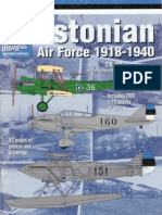 (1999) Estonian Air Force 1918-1940