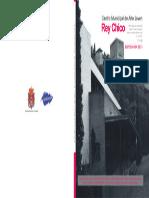 Catálogo de la Sala de Arte Joven Rey Chico de Granada año 2013