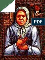 Îndemnurile Maicii Pelaghia Din Reazan