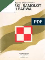 (1981) Polski Samolot i Barwa