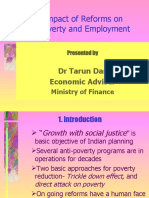 Impact of Reforms in India -Lecture 1 by Tarun Das