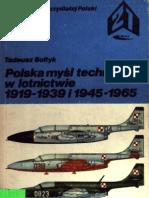(1983)(Biblioteczka Skrzydlatej Polski No.27) Polska Myśl Techniczna w Lotnictwie 1919-1939 i 1945-1965