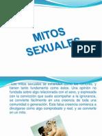 DIAPOSITIVAS MITOS SEXUALES