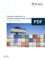 Containerization Infrastructure in India 1402_Final