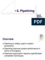 Chapter 6 - Pipelining