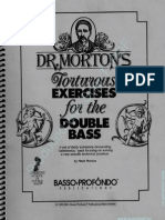 Mark Morton - Torturous Exercises for the Double Bass