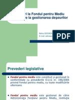 Obligatii AFM Pentru Deseuri-1