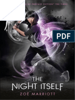 The Name of the Blade the Night Itself by Zoe Marriott - First Chapter