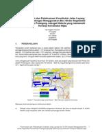Perencanaan dan Pelaksanaan Konstruksi Jalan Layang Non Tol DKI dengan Menggunakan Box Girder Segmental Pracetak dan Prategang sebagai Metoda yang memenuhi Konsep Konstruksi Hijau