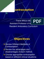 Lecture 1 Contraception