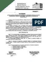 4.Proiect Privind Aprob. SF-Pasaj Pietonal Suprateran Pe Str. Raureni