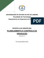 Apostila PCP UERJ Henrique 2