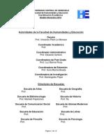 Boletin Informativo PIA UCV