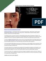 Mukkam Post Dhanori Marathi Movie Review