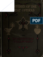 Max Heindel - Mysteries Of The Great Operas