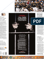 Omaha World-Herald front page