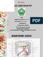 Pemeriksaan Radiologis Ileus Obstruktif