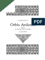 Alain Bellon - Orbis Ardentis