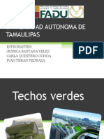 Universidad Autonoma de Tamaulipas Techos Verdes