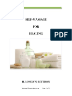Self Massage for Healing