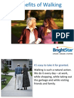 8 Benefits of Walking