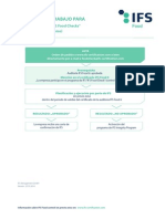 IFS FoodCheck Diagrama Trabajo ES
