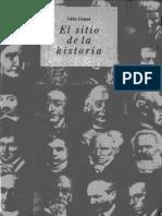 Felix Duque El Sitio de La Historia 1995